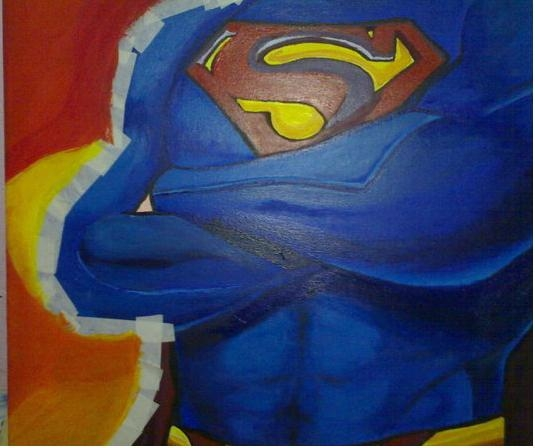 Superman by lilith